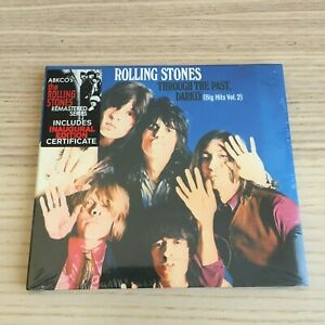 The Rolling Stones _Through The Past, Darkly Vol.2_SACD Album Remastered SEALED!