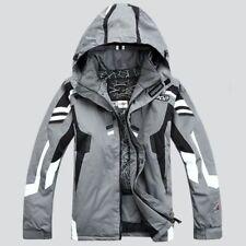 Men warm Hiking ski suit Jacket Waterproof Coat snowboard Clothing hooded Jacket