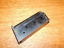 VINTAGE SPANISH DESTROYER CARBINE RIFLE 6 ROUND MAGAZINE MAG 9MM LARGO