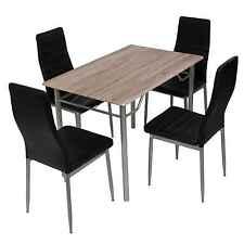 Essgruppe 5er Set Esstischgruppe Tischgruppe Sitzgruppe 4 Stühle Küchentisch