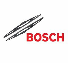 "For Audi Isuzu VW Volvo Set of 2 Windshield Wiper Blades 21"" 41 921 Bosch Excel+"