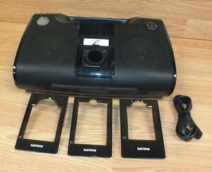 Philips Universal iPod Dock (DC185) FM Digital Tuner, MP3 W/ Dynamic Bass Boost