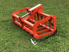 MTL Attachments Kubota-Kioti Compact Tractor 48 Root Grapple Bucket-Free Ship
