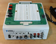 National Instruments NI ELVIS Engineering lab prototyping boards, power supplies