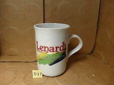 Lenard's A Taste For Everyone! Coffee Mug, 1997 Panache Corporate (Used/EUC)