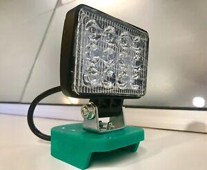 Makita DIY 18v LED Work Light  / Torch / Camping Light - MEL STOCK GST INC
