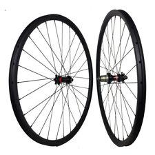 29er Disc Brake Gravel Bike Wheel Cyclocross XC mtb carbon Wheels 24mm width