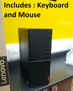Lenovo V530-15ICR Tower PC Core i5-9400 9th Gen 2.9GHz 8GB 256GB-SSD DVD-RW