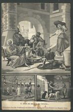 Holy card foto antique de San Pedro santino image pieuse estampa