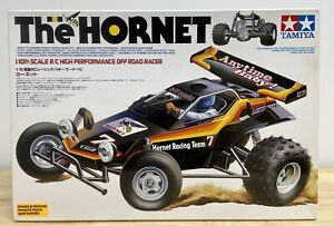 Tamiya 1/10 Scale The Hornet Kit 58336 Off-Road RC Buggy Kit