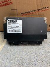 20811358 VOLVO TRUCK TACHOMETER CONTROL MODULE