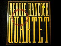 HERBIE HANCOCK QUARTET  2 VINYL RECORD 1982 Wynton Marsalis Ron Carter Tony w.