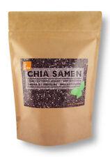 Chia Samen 1kg, ChiaDE, (1000g) Salvia Hispanica - Top Chiasamen für Top Preis