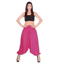 Thai Harem Pants Baggy Loose Afghani Trousers Burning Man Clothing Yoga Legging
