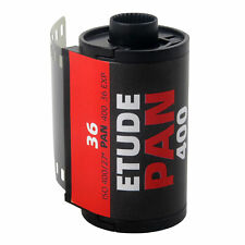 5 Rolls 135 35mm 400 ISO 36 EXP B/W Film Black&White Negative DX Code Auto 2021
