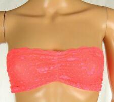 286d4da9e682f People Pink Bra Lace Essential Bandeau Bralette F511O406A S