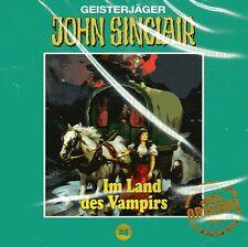 JOHN SINCLAIR - Im Land des Vampirs - Tonstudio Braun CD Nr. 24 NEU - OVP
