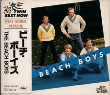 THE BEACH BOYS Twin Best Now JAPAN ONLY 2 CD OBI CP20-5631-32