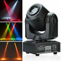 U`king RGBW Moving Head Bühnenlicht 30W Pinspot Strahl Gobo DMX Disco Party KTV