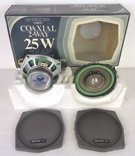 zendar sp-130/2 coppia altoparlanti, car audio, nuovi