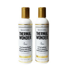 Keracare Thermal Wonder Cream Cleansing Shampoo and Pre-Poo Conditioner Bundle