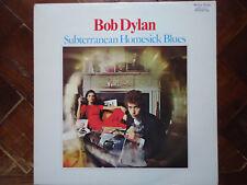 Bob Dylan - Subterranean Homesick Blues / Bringing It All Back Home - CBS NM -