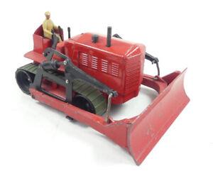 Dinky Super Toys Blaw Knox Bulldozer Meccano - Original Paint