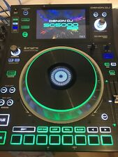 More details for pair of denon sc5000 dj media players