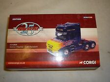 Corgi, CC 12820 Scania T Cab Topline tractor unit, Coles transport, boxed