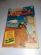 PETER PORKCHOPS #8 dc comics 1951 golden age funny animal cartoon precode