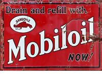 """TIN SIGN /""""Coca Bottle Red/"""" Beverage Signs Garage Wall Decor"""