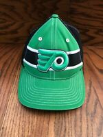 Philadelphia Flyers Old Time Hockey Flex Fit Fitted Cap Hat One Size Fits All