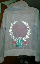 Juicy Couture Velour Hoodie Size XL