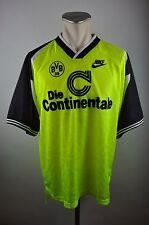Borussia dortmund camiseta #19 1995-96 talla XL nike continentale Jersey jugadores
