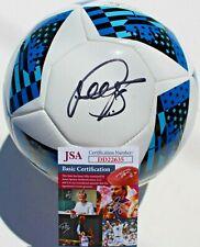 Bastian Schweinsteiger Signed MLS Replica Match Ball Soccer Ball w/JSA COA