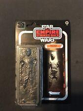 Hasbro Star Wars The Black Series 40th Anniversary Han Solo Carbonite Figure