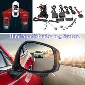 Universal Car Blind Spot Mirror BSD BSM Radar Detection System Microwave Sensor