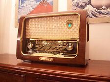 ANTICA_RADIO Wega Typ 201 Tube Radio Tuberadio Restored TOP!