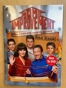 Hör mal wer da hämmert / Home Improvement / Tool Time - 8. Staffel - Region: 1!