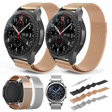 Milanese Magnetic Stainless Steel Band for Samsung Galaxy Watch Active Gear S3