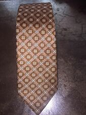 Risque Peek-a-Boo lady garden Tie  Nude Pinup Geometric Necktie Made in Italy
