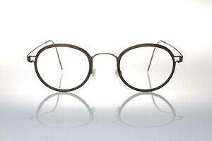 Lindberg AIR TITANIUM RIM LEX Col.U12 47mm Eyeglass Frames