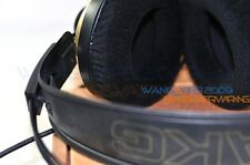 New Velvet Ear Pad Cushion For AKG K142 HD K121 S K141 MKII  2 Studio Headphones