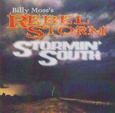 CD Rebel Storm-STORMIN South/Southern rock Lynyrd Skynyrd Allman Brothers