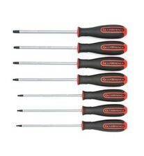 "Gearwrench 80073 7-Pc Tamper Proof Torx® Screwdriver Set - 6"" Blades"