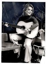 1 Photo de presse originales de Genevieve Gilles  ( CEV )