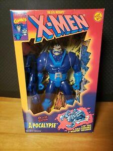 """1994 TOY BIZ MARVEL COMICS X-MEN APOCALYPSE DELUXE EDITION 10"""""""