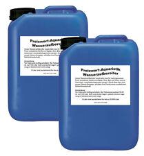 (2,29€/l) Preiswert-Aquaristik Wasseraufbereiter Aquarium 2 x 5 Liter Kanister