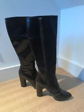 Mulberry Knee High Boots 37