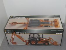 1/16 CASE 580 SUPER M Precision Tractor Backhoe Loader NIB MINT NICE!!!